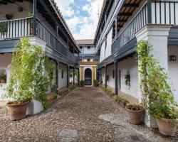 Spanish Courtyard Apartment