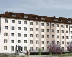 Riverside apartment