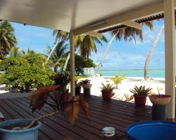 Pension Coconut Beach Tikehau