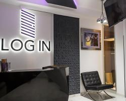 Log In Rooms