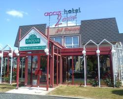 Hôtel Crocus Caen Parc Expo
