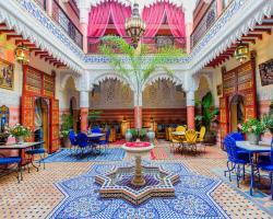 Riad bleu du Sud