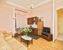 Apartments on Bolshaya Dmitrovka