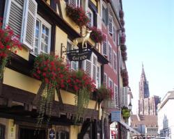 Hotel Restaurant Au Cerf d'Or