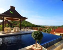 Panorama Bali Style Luxury Sea View Villa