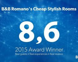 Bed and Breakfast Romano's Cheap Stylish Rooms