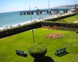 Above Acapulco Beach