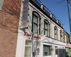 Five Lamps Suites