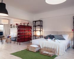 Sweet Inn - Yonatan Ratosh Street Loft