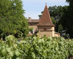 Chambres d'Hôtes Château Touny les Roses