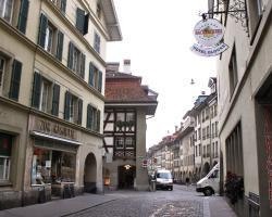 Bern Backpackers Hotel Glocke