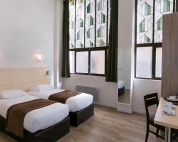 Qualys-Hotel Nancy Centre Gare