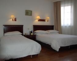 Shanghai Lakeside Holiday Inn Hotel
