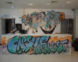 WhyNot Backpackers (Capsule Hostel)