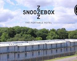 Snoozebox Silverstone Hotel