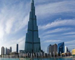 Wider View - Downtown - Burj Al Nujoom