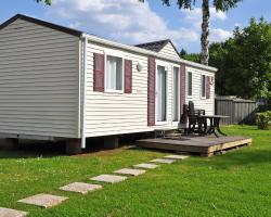 Holiday Home Luxe Mobile Chalet 6 pers..1