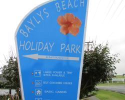Baylys Beach Holiday Park