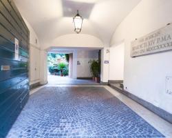 Trastevere Garibaldy Suite