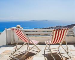 Sea View Exclusive Studios -Tinos