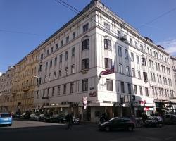Hotel Pension Stadtpark