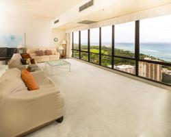 Waikiki Sunset 2 Bed Penthouse Suite 3806