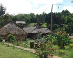 Indigenous People Lodge