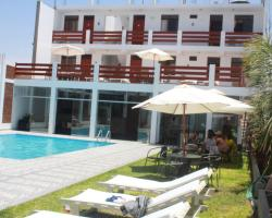 Hotel Residencial Los Frayles