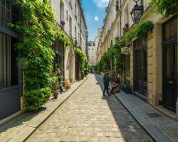 Paris Center Tournelle Suite - 5 guests