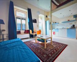 Lovely Zichy Apartment