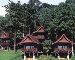 Lake Kenyir Resort, Taman Negara