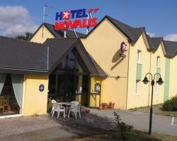 Inter-Hotel Quimperlé Novalis
