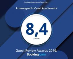 Prinsengracht Canal Apartments