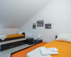 Apartments Domuzin