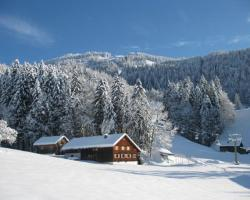 Hütte am Hirschberg