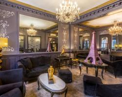 Hotel Prince Albert Louvre