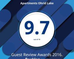 Apartments Ohrid Lake