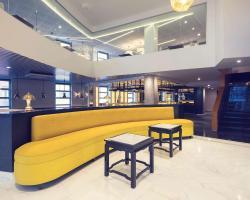 Hotel Mercure Jardines de Albia