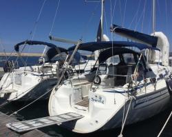 Wind Sardinya Sail Bed on Boat