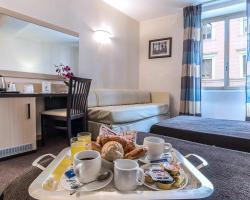 Hotel Tritone Rome
