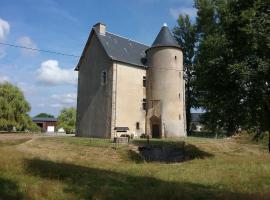 Le Queroy, Saint-Maurice-la-Souterraine (рядом с городом Saint-Étienne-de-Fursac)