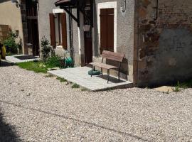 Chambres d´Hôtes Clara Casa, Ars-les-Favets (рядом с городом Marcillat-en-Combraille)