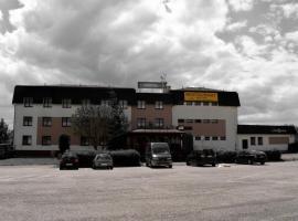 Hotel Rozkoš, Česká Skalice