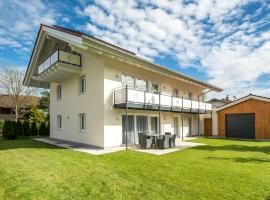 Villa Alpenpanorama, Ohlstadt (Eschenlohe yakınında)