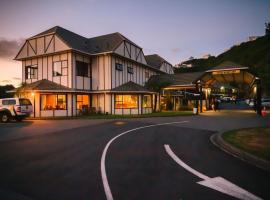 Capital Gateway Motor Inn, Newlands