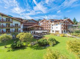 Kitzhof Mountain Design Resort 4 Sterne Superior