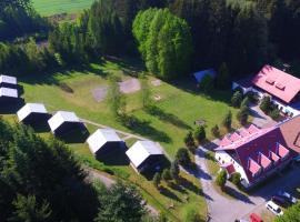 Rekreační areál Blatnice, Františkov (Zhoř u Mladé Vožice yakınında)