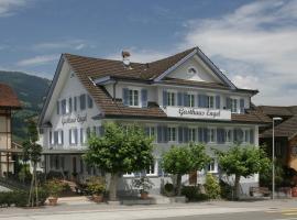 Gasthaus Engel, Sachseln