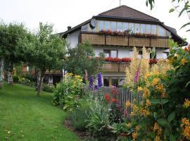 Haus Tannenhof, Ibach (Oberibach yakınında)