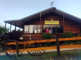 JunoHall Backpackers, Waitomo Caves